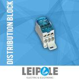 Commuter le cadre terminal de distribution d'énergie de cable connecteur de fil électrique de Blcok de Module