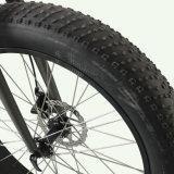 Neuer Fasion Strand-Kreuzer, grosser Gummireifen-elektrisches Fahrrad (JB-TDE00Z)