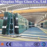 4mmのガラス温室のプロジェクトのための明確な緩和された安全フロートガラス