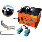 Fabricante de máquina de doblado de origen de la barra de acero Rebar Bender