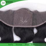 9A 2/3の耳の閉鎖へのブラジルのバージンの人間の毛髪の耳は100%の人体の波の束を束ねる