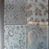 [فروستد] نوعية جيّدة [3-19مّ] حامض يحفر زخرفيّة فنّ زجاج لأنّ [بوليدينغ]