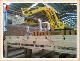 자동적인 벽돌 플랜트를 위한 향상된 벽돌 겹쳐 쌓이는 기계