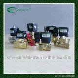 Normales geschlossenes Methoden-Magnetventil des Ventil-2/2 Messingdes ventil-2