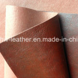 Notizbuch-Deckel PU-ledernes Material mit Farben-Änderungs-Effekt Hw-238