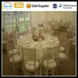 Tente claire extérieure de noce d'envergure de noce d'événement chapiteau extérieur blanc en aluminium mobile de luxe de mariage de grand