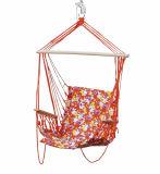 Гамак веревочки хлопка для сада и пляжа