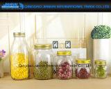 Kruiken van de Metselaar van de Jam van de Opslag van het Voedsel van de Keuken van het Glas van de uitstekend-stijl de Inblikkende