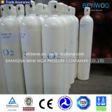 Cilindro de oxigênio de aço de venda dos produtos do mundo o melhor