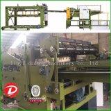 La BV pasa la máquina que empalma de la chapa de la base de la máquina de la carpintería