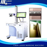 laser Marking Machine de 10With 20With 30W Jewelry/Ring/Pipe/Hardware/Plastic Portable Fiber