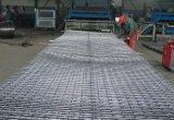 SL72 panel de malla de alambre de metal de construcción del acoplamiento de alambre