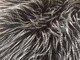 孔雀の擬似毛皮の模造