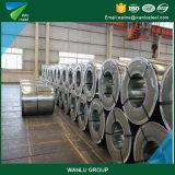 A folha de metal, colore a bobina de alumínio mergulhada quente da prima de aço revestida da bobina, bobina de aço galvanizada revestida zinco