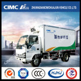 Cimc Huajunの4*2によって冷やされているトラック