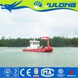 多機能作業ボートはカッターの吸引の浚渫船に協力する