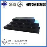 CNCの機械化サービスの部分を押す専門の製造業者によってカスタマイズされる鋼鉄およびアルミニウム