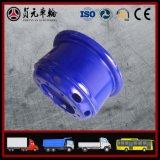 Bordas de aço da roda da câmara de ar do caminhão para o barramento/reboque (8.5-24, 5.5F-16)