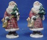 Paper pulp Christmas Santa