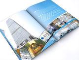 종이 인쇄를 인쇄하는 완벽한 바인딩 광택지 잡지