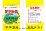 China bildete farbigen Plastik-pp. gesponnenen Beutel für Startwert für Zufallsgenerator