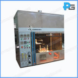 Les équipements de test d'inflammabilité de fibre selon la norme JIS1091
