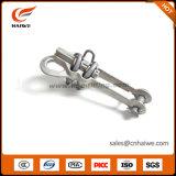 Aluminiumgerade Sackgasse-Belastungs-Schelle
