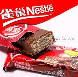 Prezzo manuale della macchina imballatrice del più nuovo cioccolato promozionale