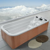 5.5 Contador Swimming Pool Jacuzzi Outdoor SPA con Lucite& americano Aristech Acrylic y Balboa System (M-3350)