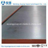 18mm grado marino Encofrado de madera contrachapada para la Construcción / laminado / impermeable / Encofrado