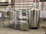 10hl machine om het Bier van de Ambacht te maken