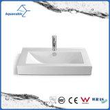 Bassin en céramique de Module et premier bassin de lavage des mains de vanité (ACB2204)