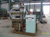 Machine en caoutchouc de vulcanisateur de plaque hydraulique