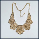 De nieuwe Juwelen van de Halsband van de Manier van de Tegenhanger van het Zink van het Punt Elegante