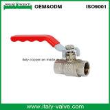 Nueva vávula de bola vendedora caliente del gas del diseño (AV1064)