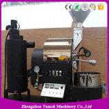 Tostador de café eléctrico del gas de la calidad europea para la venta