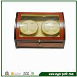 Boite élastique élégante en bois mixte