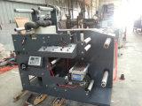 Impresora ULTRAVIOLETA de la etiqueta engomada del color Rtry-320 1 con la hoja fría