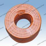 100% reines kupfernes super flexibles Gummischweißens-Kabel