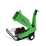 정원 기계장치 휘발유 15 HP 엔진 세륨 승인되는 목제 Chipper 쇄석기 기계