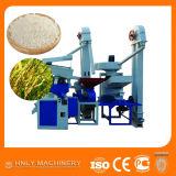 完全セットの米のフライス盤/価格の小型米製造所