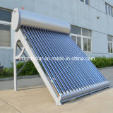 Aço cor Non-Pressurized integrada de sistemas solares térmicos do aquecedor de água