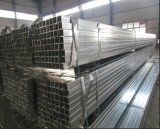 Comercio al por mayor Pre-Galvanized Tubo de acero cuadrado Tubo de acero/Gi