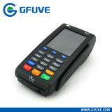 Terminal tenu dans la main de position de GPRS pour la solution de paiement