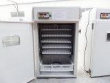 La tenue de 352 oeufs incubateur d'oeufs de poulet entièrement automatique (KP-6)