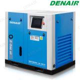 Oilless \ solo compresor de aire del tornillo de la lubricación sin aceite del agua
