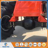 Estilo europeu 1,5 ton Mini carregadora de rodas com todos os anexos