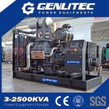 Potencia de Genlitec (serie) de GPD 150kw, 200kw, 250kw, 300kw, generador del diesel de 400kw Deutz