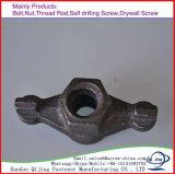 Les écrous à ailettes en acier au carbone et de la nature de l'écrou exotiques Custom-Made SOF