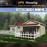 Casa prefabricada de la familia movible con precio bajo